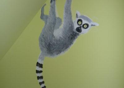lemur - detail