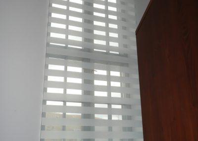 schodišťové okno