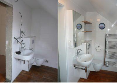 využití šikminy v koupelně